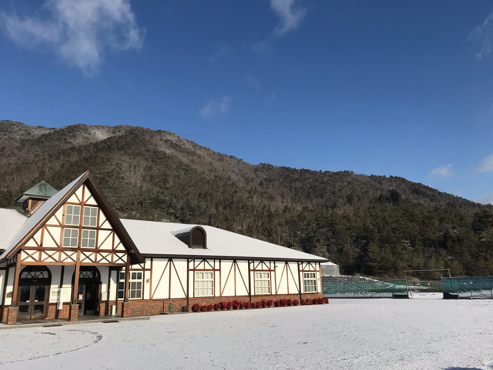 就農について、東広島市園芸センターへ勉強しに行ってきました